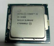 New Listing Intel 4 Core Core i5-6500 Sr2L6 3.20 Ghz Socket 1151 Cpu Processor