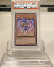 2020 PSA 10 YUGIOH MOVIE PACK SECRET RARE EDITION 1ST ED DARK MAGICIAN GIRL 💎