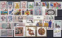 Berlin Jahrgang 1989 postfrisch, komplett