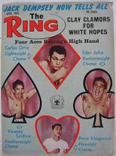 April 1965 The Ring Jack Dempsey Tells All