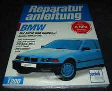 Reparaturanleitung BMW 3er E36 316i 318i compact Cabrio C Coupe is ti 1991-1997