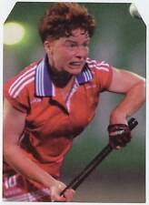 Scarce Trade Card of Jane Sixsmith, Hockey 1997