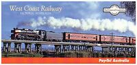 Pay.Tel Phone Card Collectors' Pack - West Coast Railway - Ltd edition Mint