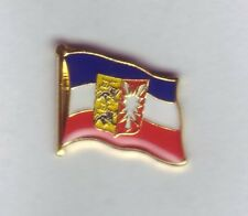 Schleswig Holstein Flaggenpin,Anstecker,Flagge,Pin,Badge,Flag
