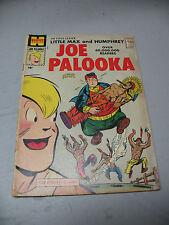 JOE  PALOOKA  THE INDIAN  GIVER   HARVEY  # 108  VG  1958