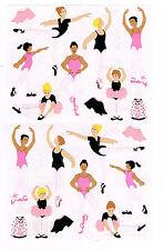 MRS GROSSMANS BALLET STICKER SHEET BN & NLA