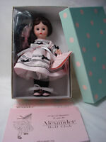 """MADAME ALEXANDER DOLL PARTY DRESS WENDY 8"""""""