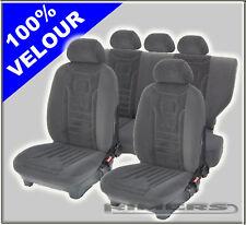 Autositzbezüge Schonbezüge Audi, Opel, VW Sitzbezüge Velours Universal
