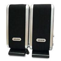 USB Haut-parleurs d'ordinateur portable multimedia de musique sonore PC bur Z1U2