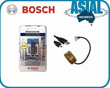 Bosch Solution Link RAS programming software SW500B DLink Flash Programmer USB
