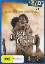 Rabbit Proof Fence DVD BRAND NEW SEALED AUSTRALIAN MOVIE BEST CINEMATOGRAPHY R4