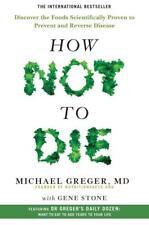 How Not To Die von Dr Michael Greger (2017, Taschenbuch)