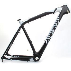 "2016 Felt Nine C Matte Carbon 22"" X-Large // Mountain Bike Frame Frameset"
