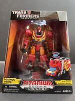 Transformers Titanium Series Rodimus Prime G1 - Never Opened
