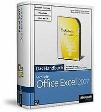 Microsoft Office Excel 2007 - Das Handbuch: Das ganze So... | Buch | Zustand gut