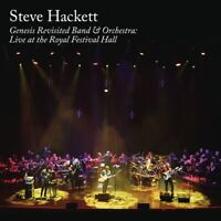 STEVE HACKETT - GENESIS REVISITED BAND & ORCHESTRA: LIVE  ++LIMITED 3 CD NEW