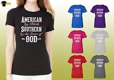 Southern Girl Country Women Shirts trendy Cowgirl Southern Ladies Grahipc Shirts