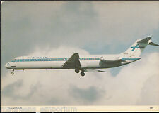 Aviation Postcard - Finnair DC-9 Aeroplane MB2684