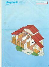 Playmobil 4190 bouwplan 2006