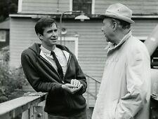 ANTHONY PERKINS  JOHN RANDOLPH PRETTY POISON 1968 VINTAGE PHOTO ORIGINAL #13