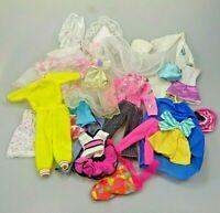 Barbie Kleidung Konvolut ca. 20 Teile