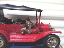 Lesney Matchbox models of Yesteryear Y1B 1911 MODEL T FORD with TWIN BRAKE LEVER