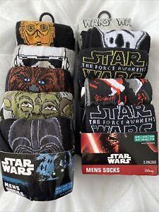 Primark Star Wars Men's 5 Pack Socks BNIP