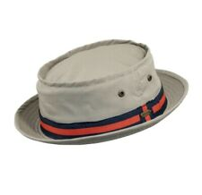 The Stetson Fairway Pork Pie Bucket Hat