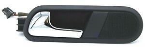 SEAT IBIZA III MK3 6L CORDOBA 02-10 NS LH REAR INTERIOR DOOR HANDLE & TWEETER