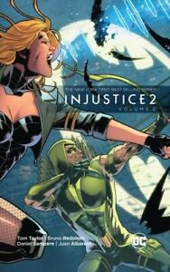 Injustice 2 Vol. 2, Taylor, Tom