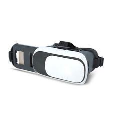 3D VR Brille schwarz für Samsung Galaxy S9 Plus G965F Virtual Reality Box Glasse