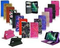 For Nokia 1 TA-1047 TA-1060 New Black Pink Leather Wallet Stand Phone Case Cover