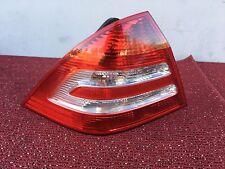 MERCEDES 2005-2007 W203 REAR LEFT LED TAIL LIGHT BULB LAMP ASSEMBLY OEM #002