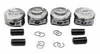06K 107 065AR 4x KS OEM Pistons & Rings Set Φ23mm for VW Golf  AUDI Q3 A6 2.0TSI
