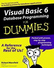 Visual Basic 6 Database Programming for Dummies-ExLibrary
