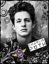 """Charlie Puth """"Rock, Pop Music"""" Personalized T-shirts"""