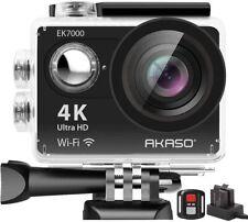 Action Cam Ultra HD 4K Waterproof Sports Camera WiFi DV Camcorder - Akaso EK7000