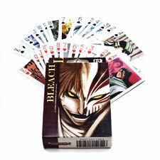 Bleach Kurosaki Ichigo Playing Cards Poker Toy New
