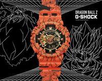 CASIO G-SHOCK x Dragon Ball Z GA-110JDB-1A4JR Wrist watch Japan limited rare PSL
