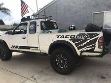 Toyota Tacoma trd pro Bed Side Graphics Set   / Stickers / Calcas /pegatinas