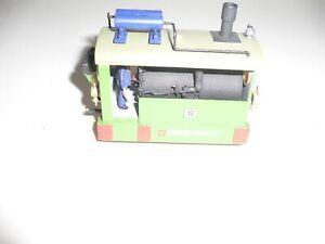 Schmalspur H0e Messingmodell unmotorisiert,sehr fein gearbeitet.