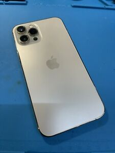 Apple iPhone 12 Pro Max 128GB AT&T Gold  Blacklisted!!