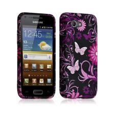 Housse coque étui gel pour Samsung Galaxy S Advance i9070 motif HF13