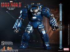 Iron Man IGOR Mark XXXVIII 38 Collectible Action Figure by Hot Toys Sideshow
