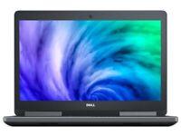 """Dell Latitude e5470 Core i5 Laptop 8GB DDR4 RAM Quad Core 6th Gen 256G SSD 14.0"""""""