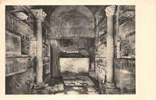 Catacombe di S.Callisto la cripta dei Papi
