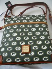 Dooney & Bourke Cross Body Hand Bag Green Bay Packers *new w/ tags*