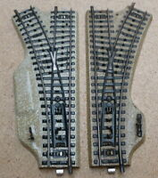 Marklin Pair Of Manual Points -  Track