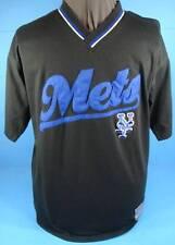 NEW YORK METS Vintage V-NECK Shirt (M) LEE SPORT