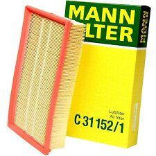 OE Audi MANN Engine Air Filter C 31 152/1 Volkswagen Engine Air Filter